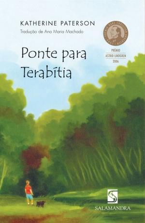 Capa do livro Ponte para Terabítia