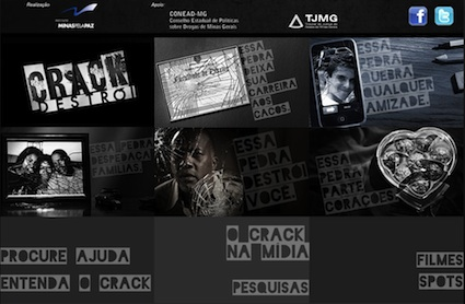 Crack Destrói – Site