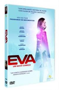 Capa do DVD Eva - Um novo Come�o