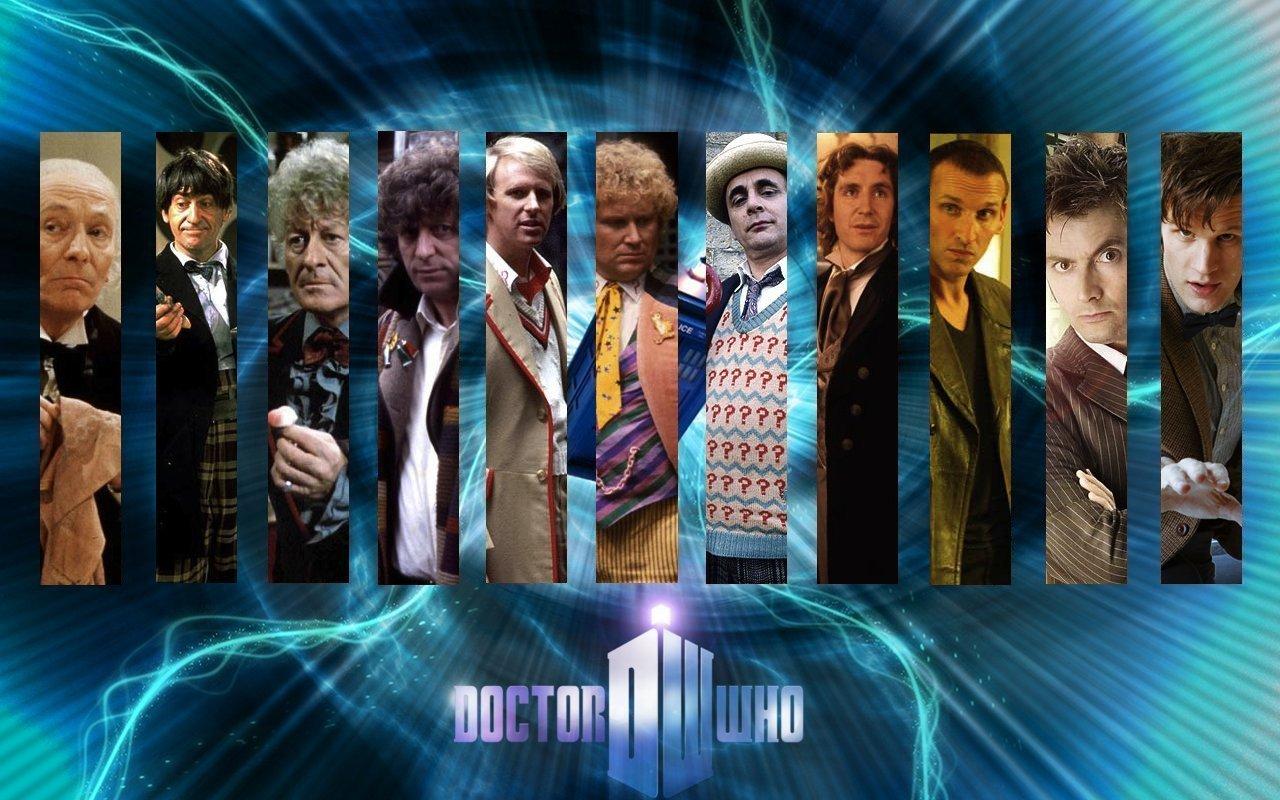 Que raio de Doctor Who é esse?