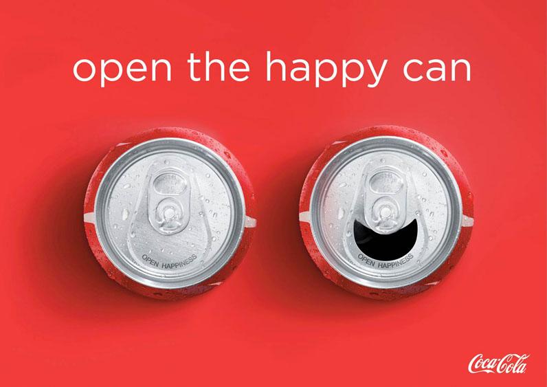 A felicidade está enlatada com açúcar?