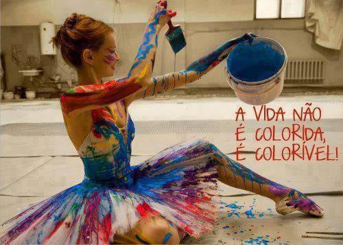 As cores da vida