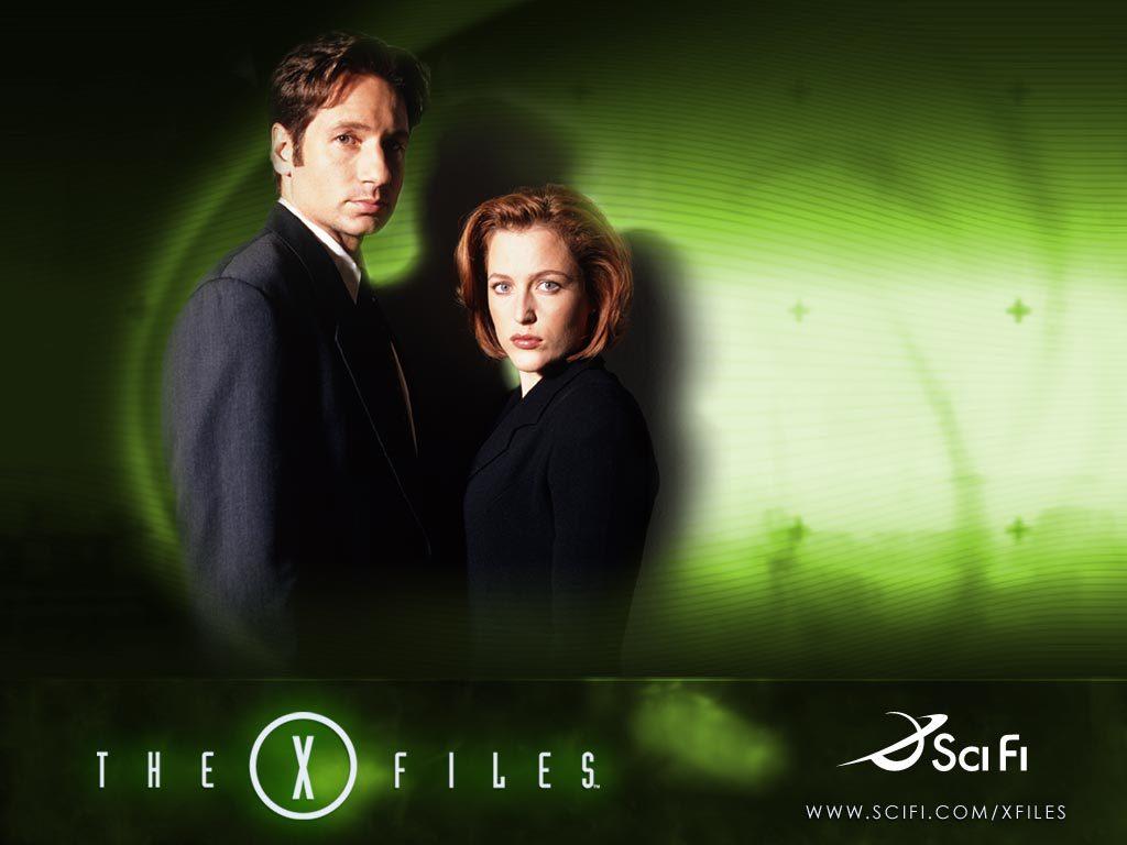 Imagem de Scully e Moulder