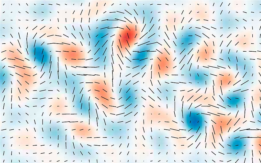 Ondas gravitacionais e o Big Bang