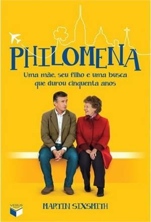 Capa do livro Philomena