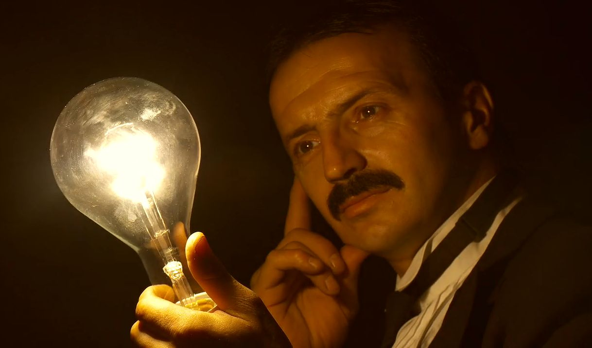 Nikola Tesla: Imagination and the man that inventend the 20th Century