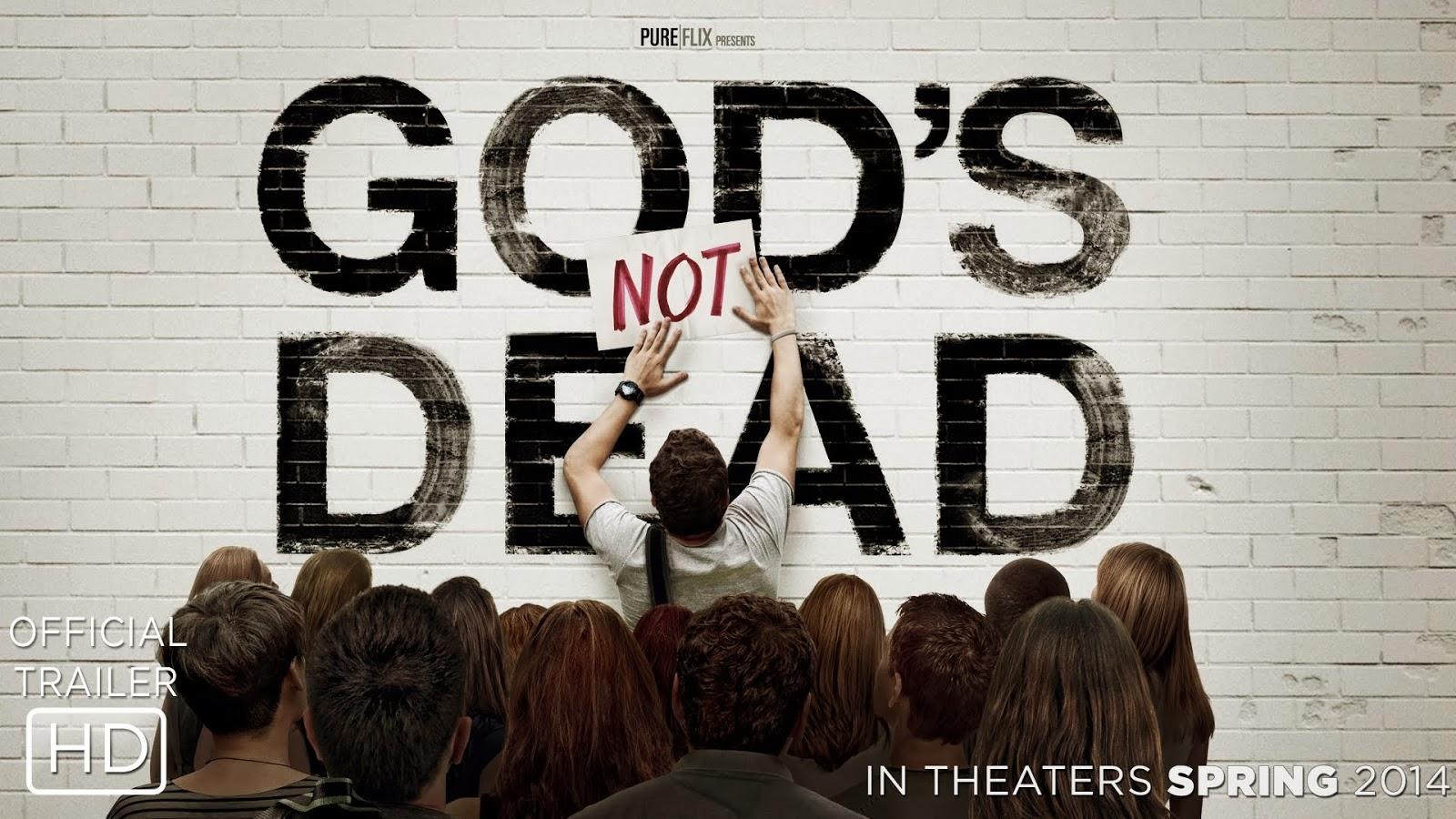 """""""Deus 'não' Está Morto""""… Ou será que está?"""