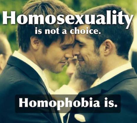 Preconceito é escolha…