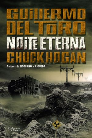 Capa do livro Noite Eterna