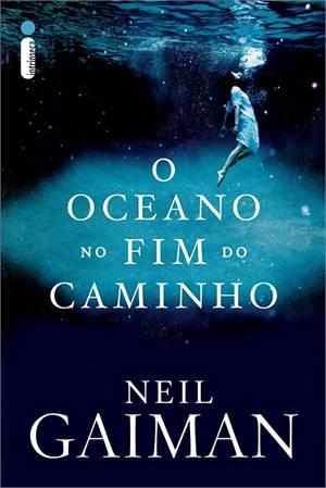 Capa do livro O Oceano no Fim do Caminho