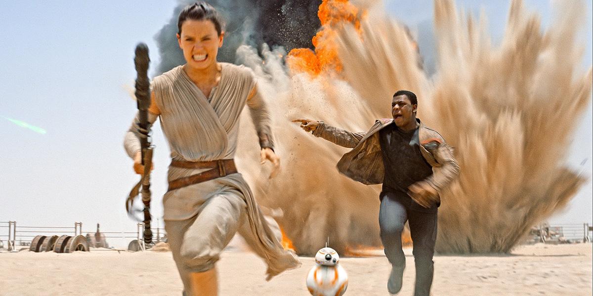Caindo (de novo) na onda Star Wars