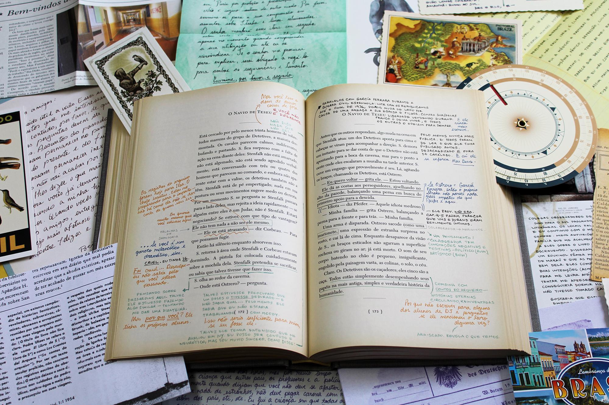 Armand, o vampiro e os livros de papel…