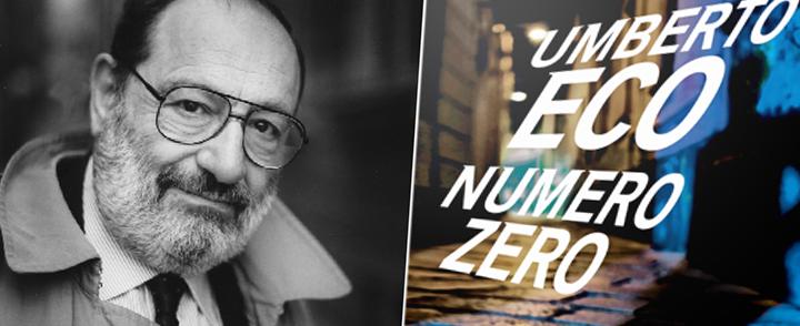 Número Zero, Umberto Eco – Resenha