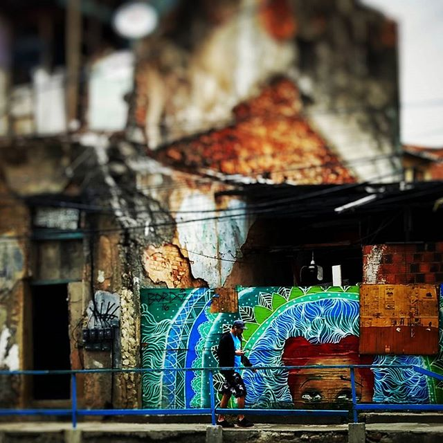 Paisagens urbanas: grafite, passado, futuro