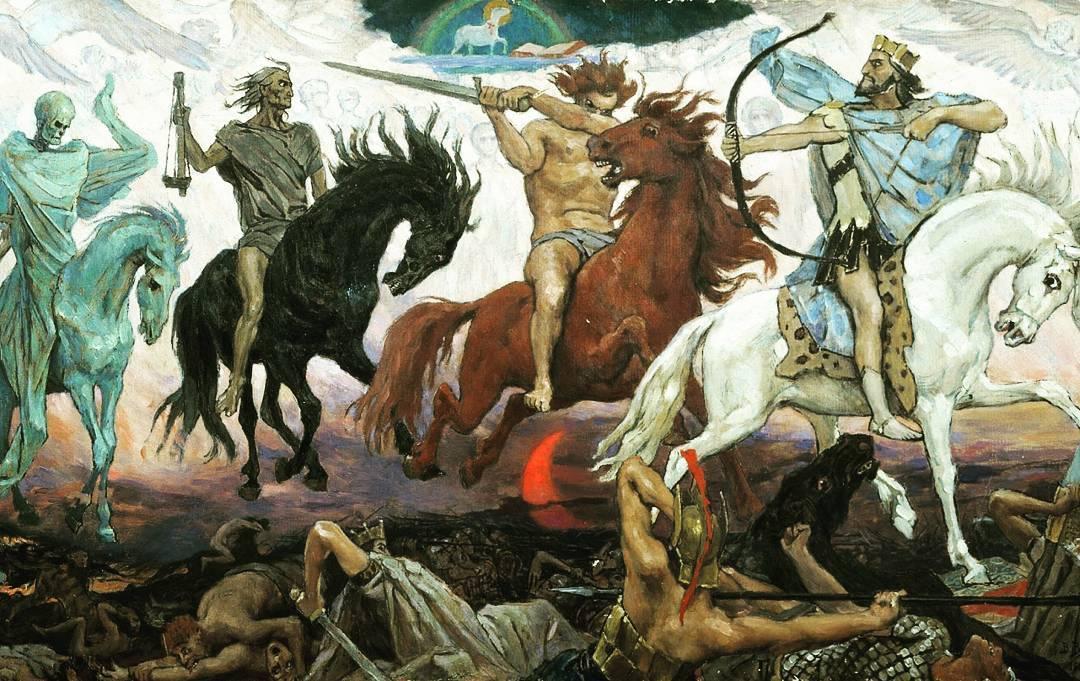 Entre os cavaleiros do Apocalipse