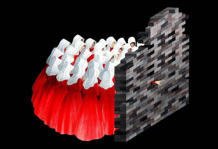 O Conto da Aia – Handmaid's Tale de Margaret Atwood
