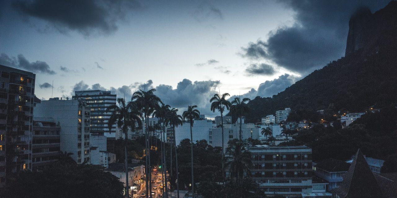 Enxurradas de Janeiro