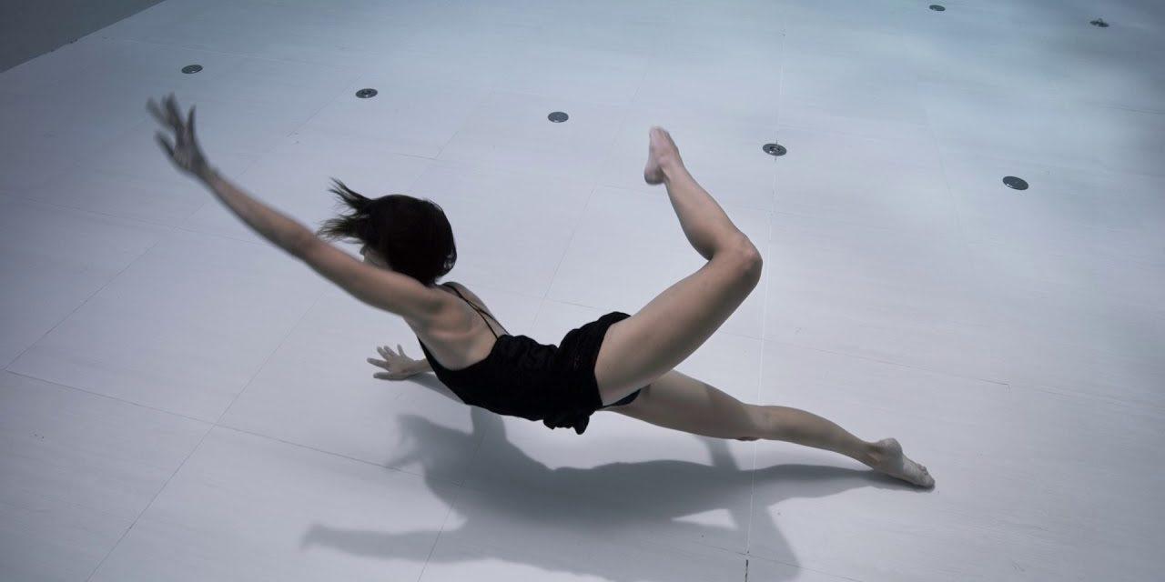 AMA – dança contemporânea com Julie Gautier