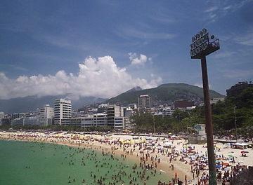O Rio no primeiro dia