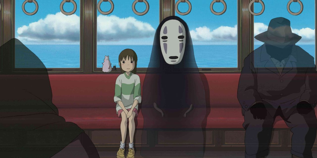 A Viagem de Chihiro e outras fábulas de Hayao Myazaki