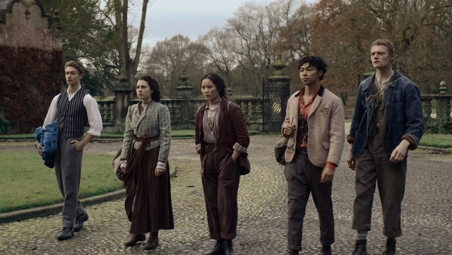 Os irregulares da Baker Street – The Irregulars